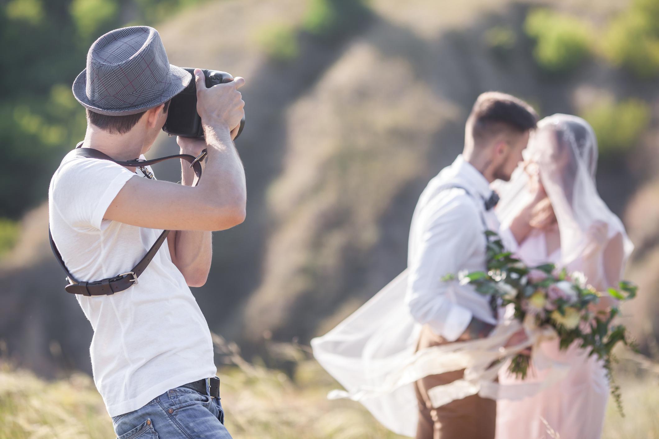 Få de bästa bröllopsbilderna!