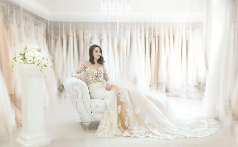 Hitta den perfekta brudklänningen