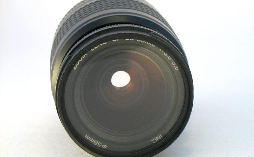 Att köpa fotoutrustning inför bröllop