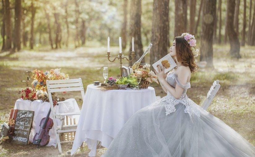 Att planera ett bröllop